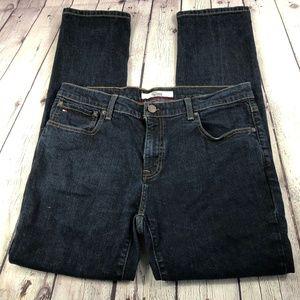 Tommy Hilfiger Straight Leg Wash Jeans 34x32